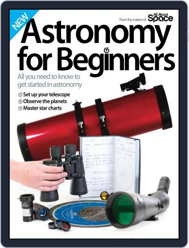 Astronomy for Beginners Magazine (Digital) October 5th, 2016 Issue Cover