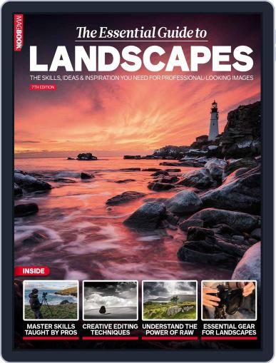 Essential Guide to Landscape Photography Magazine (Digital) September 1st, 2015 Issue Cover