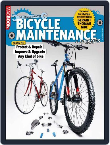 Ultimate Guide to Bicycle maintenance & upgrades Magazine (Digital) May 4th, 2012 Issue Cover