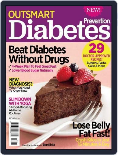 Prevention Special Edition - Outsmart Diabetes Magazine (Digital) February 12th, 2014 Issue Cover