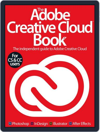 The Adobe Creative Cloud Book Magazine (Digital) March 26th, 2014 Issue Cover