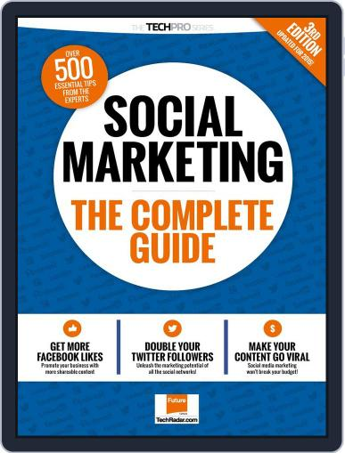 Social Marketing The Complete Guide Magazine (Digital) December 30th, 2014 Issue Cover