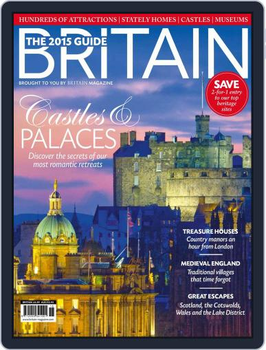 BRITAIN - The 2015 Guide Magazine (Digital) May 20th, 2015 Issue Cover