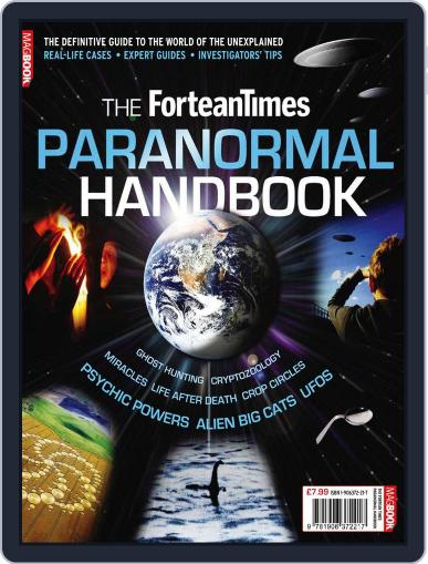 Fortean Times Paranormal Handbook Magazine (Digital) March 1st, 2011 Issue Cover