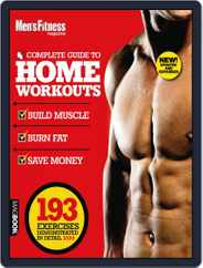 Men's Fitness Complete Guide to Home Workouts 2nd Edition Magazine (Digital) Subscription August 1st, 2011 Issue
