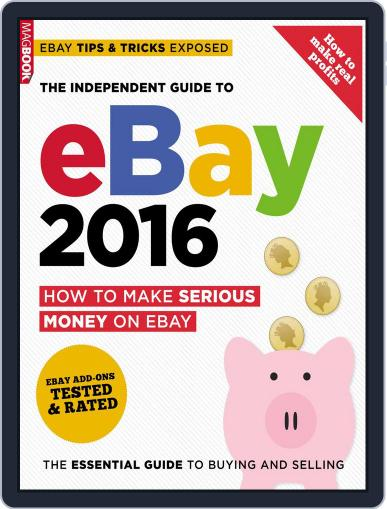 Independent Guide to Ebay Magazine (Digital) September 1st, 2015 Issue Cover