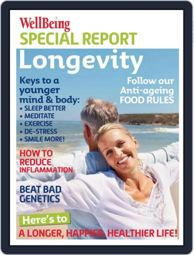 Longevity Australia Magazine (Digital) April 25th, 2012 Issue Cover