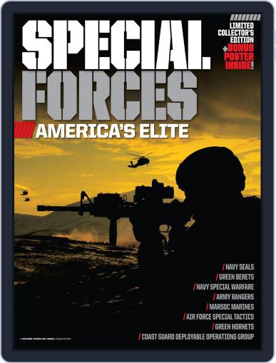 Special Forces Redux Magazine (Digital) April 29th, 2013 Issue Cover