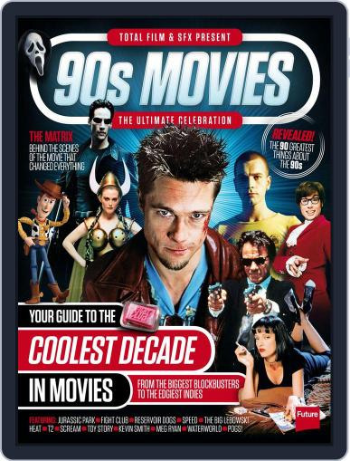90's Movies - The Ultimate Celebration Magazine (Digital) June 1st, 2016 Issue Cover