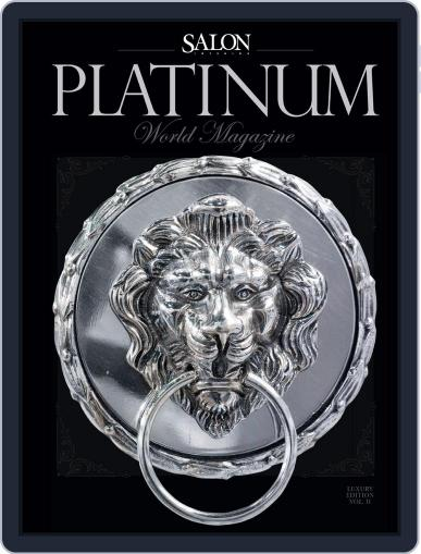 Salon Platinum 2010 Magazine (Digital) November 30th, 2010 Issue Cover