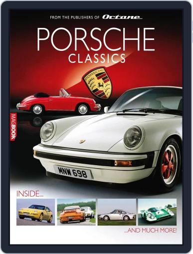 Porsche Classics Magazine (Digital) February 22nd, 2011 Issue Cover