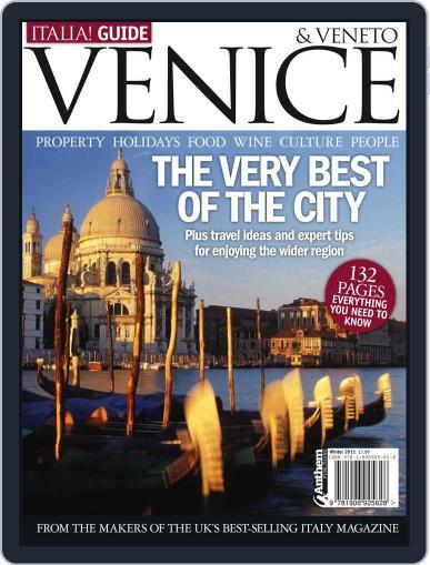 Italia! Guide to Venice & Veneto Magazine (Digital) April 15th, 2011 Issue Cover