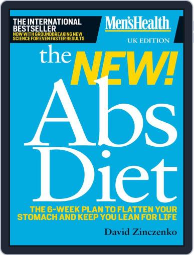 Men's Health - The New Abs Diet Magazine (Digital) May 9th, 2011 Issue Cover
