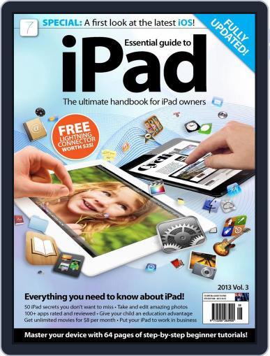 Essential iPad Magazine (Digital) September 12th, 2013 Issue Cover