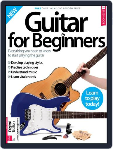 Guitar For Beginners Magazine (Digital) March 1st, 2017 Issue Cover
