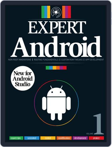 Expert Android Volume 1 Magazine (Digital) June 4th, 2014 Issue Cover