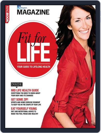 Saga Fit For Life Magazine (Digital) January 16th, 2014 Issue Cover