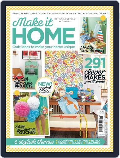Make it HOME Magazine (Digital) July 31st, 2014 Issue Cover