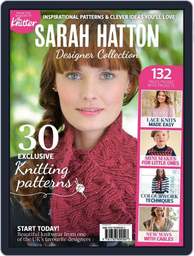 Sarah Hatton Designer Collection Magazine (Digital) September 26th, 2014 Issue Cover