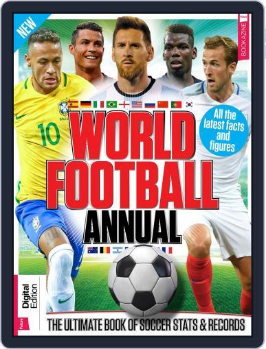 World Football Annual Magazine (Digital) January 1st, 2018 Issue Cover