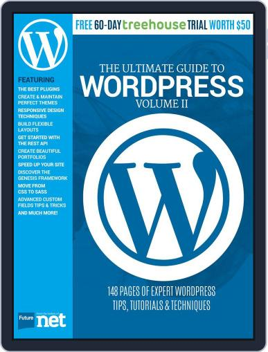 The Ultimate Guide to WordPress Magazine (Digital) August 20th, 2015 Issue Cover