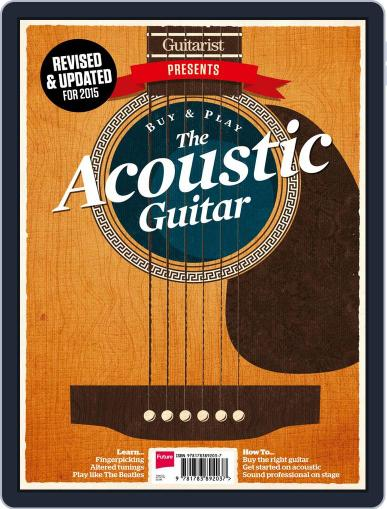 Buy And Play The Acoustic Guitar Magazine (Digital) September 3rd, 2015 Issue Cover