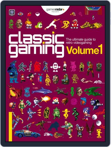 Classic Gaming: Volume 1 Magazine (Digital) July 1st, 2016 Issue Cover