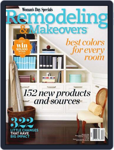 Remodeling & Makeovers Magazine (Digital) September 27th, 2011 Issue Cover