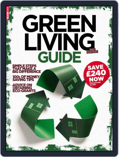 Green Living Guide Magazine (Digital) February 18th, 2010 Issue Cover