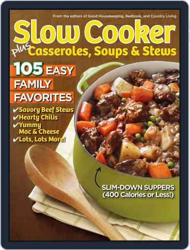 Slow Cooker Magazine (Digital) February 22nd, 2011 Issue Cover