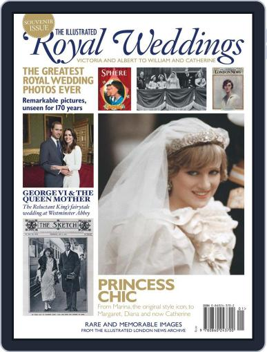 The Illustrated Royal Weddings Magazine (Digital) April 7th, 2011 Issue Cover