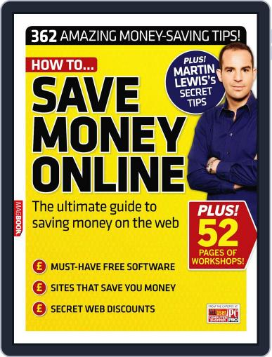How to Save Money Online Magazine (Digital) September 2nd, 2011 Issue Cover