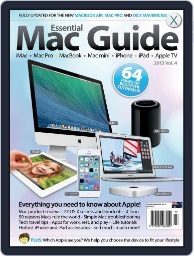 Essential Mac Guide Magazine (Digital) August 14th, 2013 Issue Cover