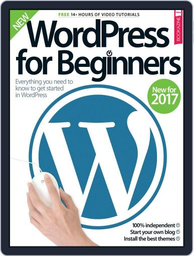 Wordpress For Beginners Magazine (Digital) January 19th, 2017 Issue Cover