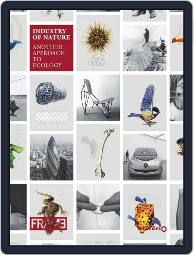 Industry of Nature Magazine (Digital) March 26th, 2013 Issue Cover