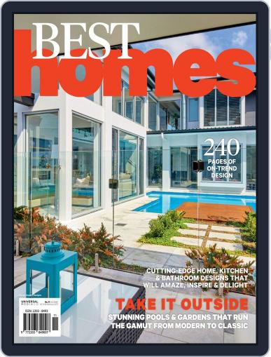 Best Homes Magazine (Digital) April 29th, 2020 Issue Cover
