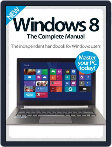 Windows 8 The Complete Manual Magazine (Digital) May 6th, 2015 Issue Cover