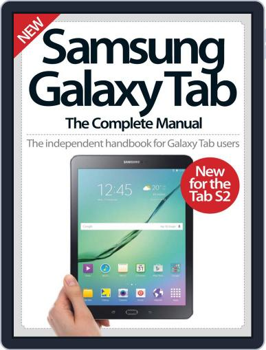 Samsung Galaxy Tab The Complete Manual Magazine (Digital) December 9th, 2015 Issue Cover