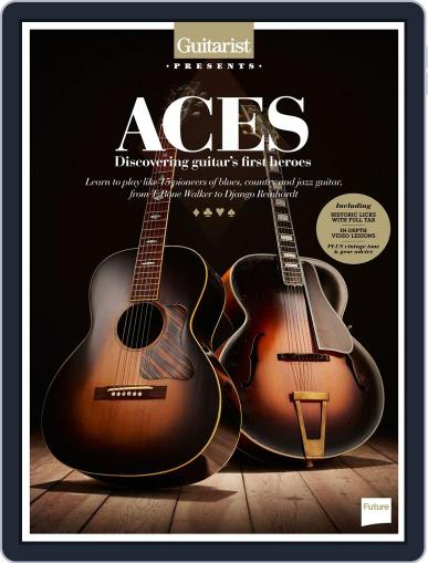 Aces: Discovering Guitar's First Heroes Magazine (Digital) January 1st, 2016 Issue Cover