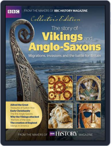 The Story Of Vikings and Anglo-Saxons Magazine (Digital) March 1st, 2016 Issue Cover