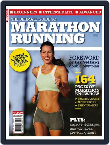 The Ultimate Guide to Marathon Running 2nd edition Magazine (Digital) November 9th, 2010 Issue Cover