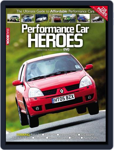 Performance Car Heroes Magazine (Digital) April 1st, 2011 Issue Cover