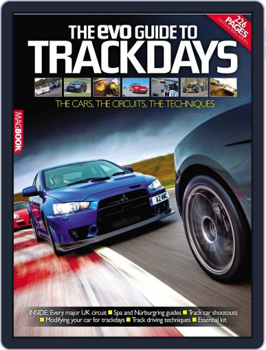 The evo Guide to Track Days Magazine (Digital) June 8th, 2011 Issue Cover
