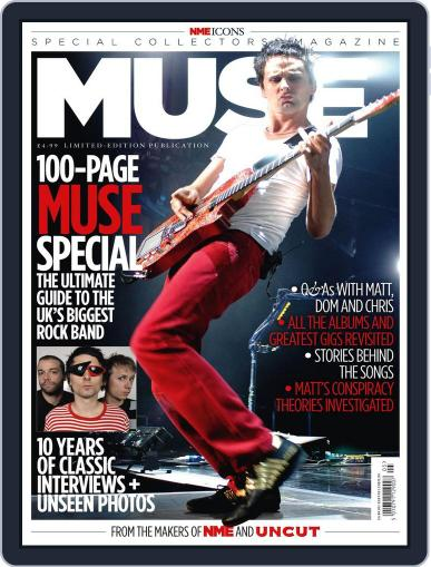 NME Icons: Muse Magazine (Digital) August 16th, 2011 Issue Cover