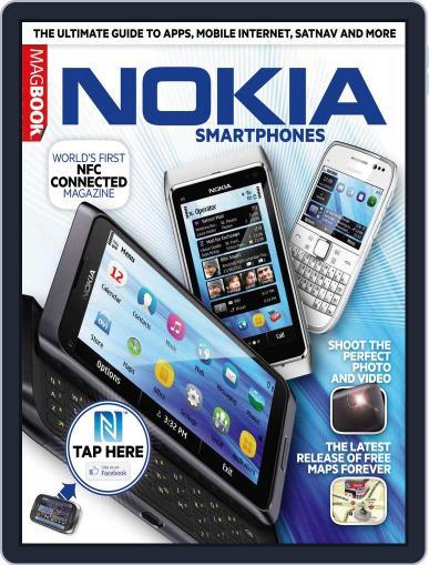 Nokia Smartphones Magazine (Digital) August 1st, 2011 Issue Cover