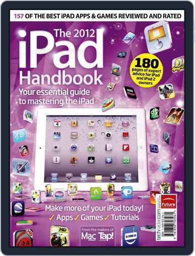 The 2012 iPad Handbook Magazine (Digital) September 11th, 2011 Issue Cover