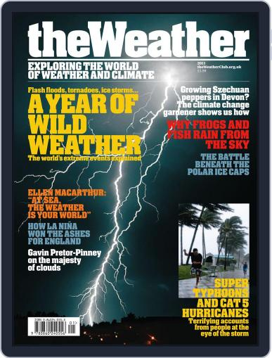 The Weather 2011 Magazine (Digital) September 21st, 2011 Issue Cover