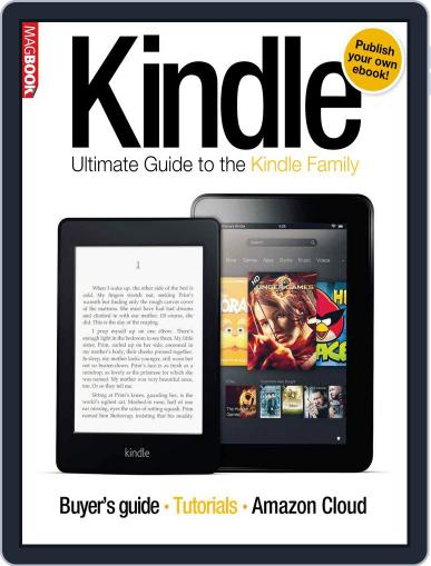 Ultimate Guide to Amazon Kindle United Kingdom Magazine (Digital) February 10th, 2013 Issue Cover