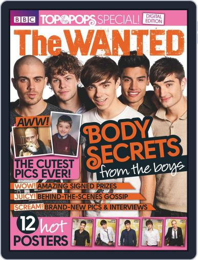 Top Of  The Pops Special - The Wanted Magazine (Digital) March 1st, 2012 Issue Cover