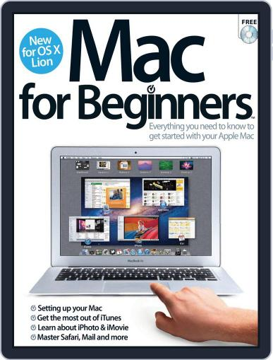 Mac for Beginners Revised Ed. Magazine (Digital) April 23rd, 2012 Issue Cover